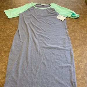 LuLaRoe Julia Dress (#3926)